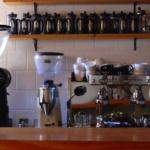 陽がゆく。 「Parland Coffee パーランド コーヒー」 姫路 伊伝居