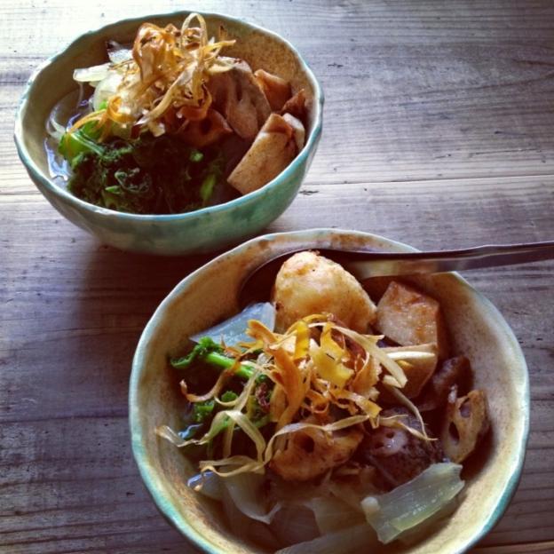 ベトナム食堂 コムビンザン ベジタブルフォー