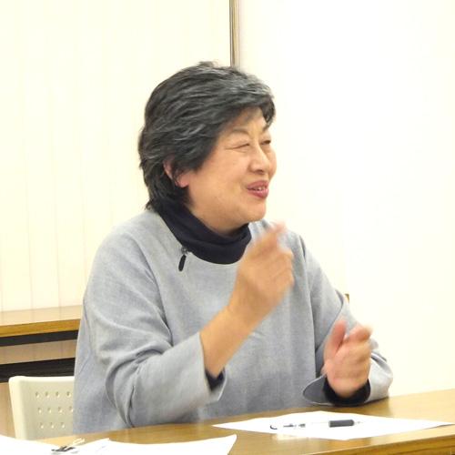 「NPO法人姫路こころの事業団」濱中美喜子さん