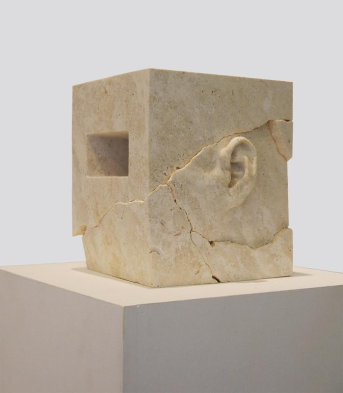 石彫 – 永澤 嘉務
